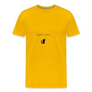 Delphine s World - T-shirt Premium Homme