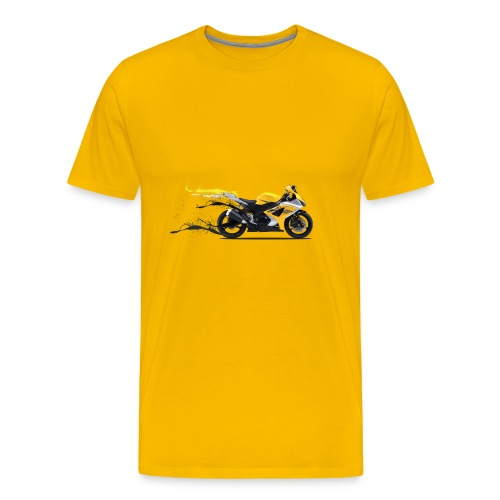 Motorbike - Männer Premium T-Shirt