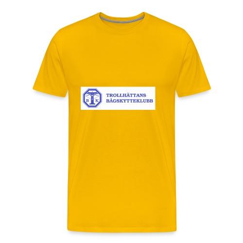 T-shirt Herr - Premium-T-shirt herr
