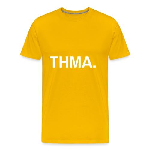 thma pet - Mannen Premium T-shirt