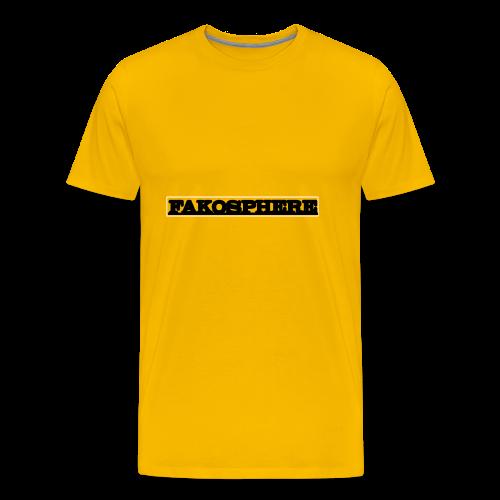 FAKOSPHERE n°2 - Mannen Premium T-shirt