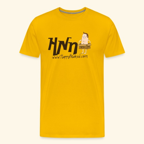 HNn Lgo - Men's Premium T-Shirt