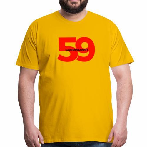 GARDINCOURT Collection F - T-shirt Premium Homme