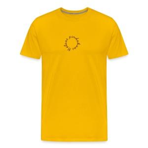 helaas pindakaas - Mannen Premium T-shirt