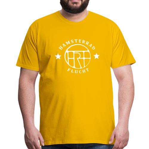 H A M S T E R R E A D Stern - Männer Premium T-Shirt
