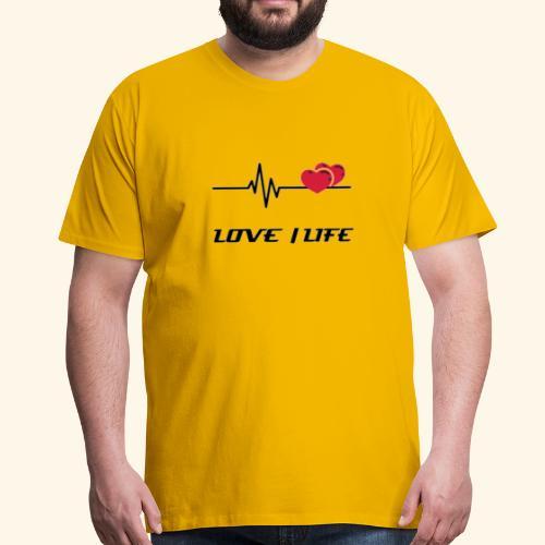 2C08C5A2 F3AC 4ECC 9852 1102C0DD4839 - Herre premium T-shirt