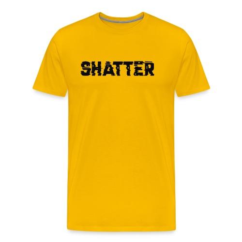 shatter - Männer Premium T-Shirt