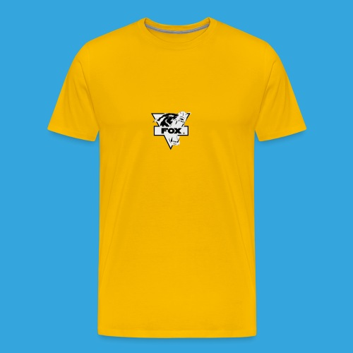 Fox - Pet - Mannen Premium T-shirt
