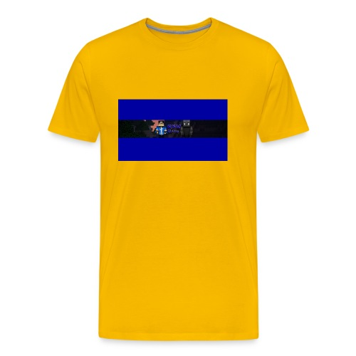 QBWGang - Männer Premium T-Shirt