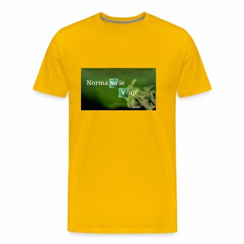 Normandie Vap' - T-shirt Premium Homme
