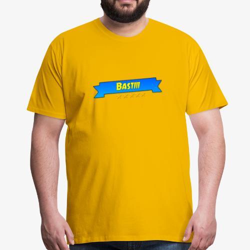 Bastiii   Deluxe Merch - Männer Premium T-Shirt