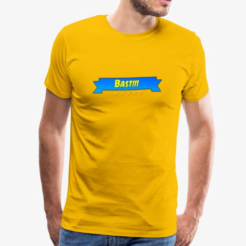 Bastiii | Deluxe Merch - Männer Premium T-Shirt