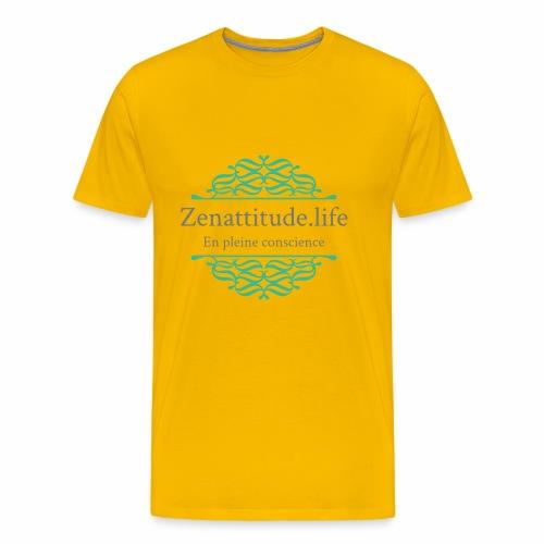 Zenattitude.life - T-shirt Premium Homme