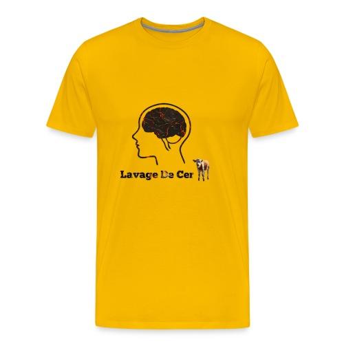 Lavage de cerveau - T-shirt Premium Homme