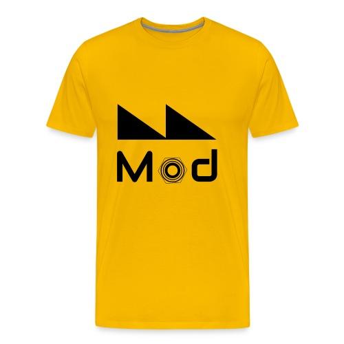Milano Modulare SawTooth Logo - Maglietta Premium da uomo