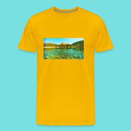 Nature (MALE) - Men's Premium T-Shirt