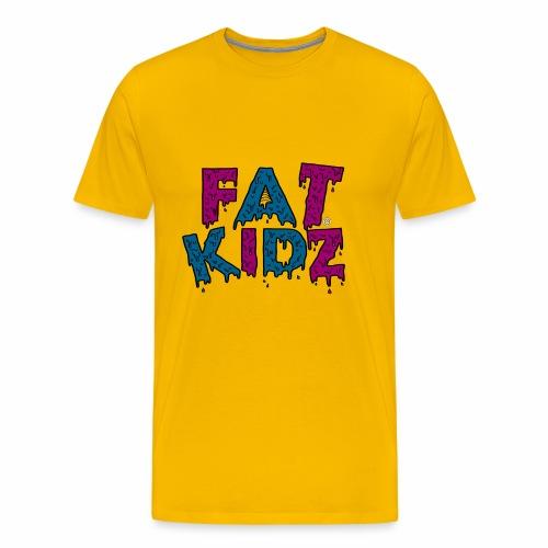 Fat Kidz - Premium-T-shirt herr