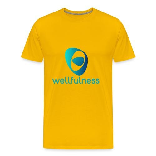 Wellfulness Original - Camiseta premium hombre