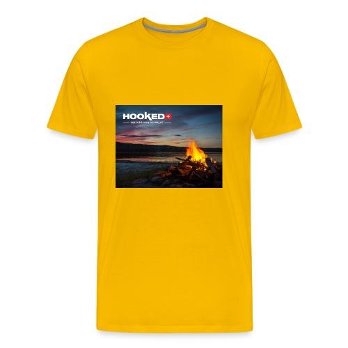 Musematte - Premium T-skjorte for menn
