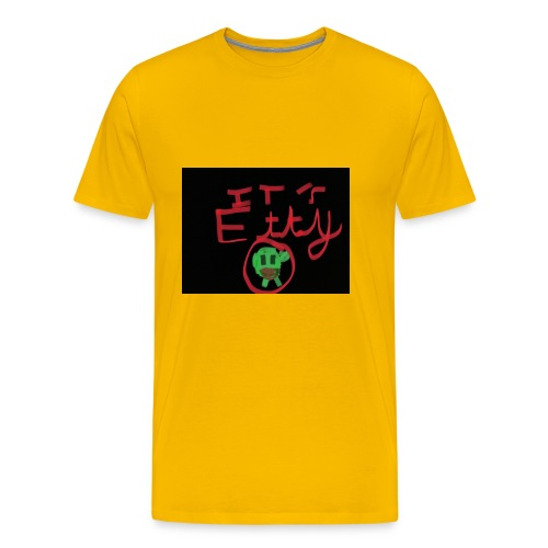 It's Etty - Men's Premium T-Shirt