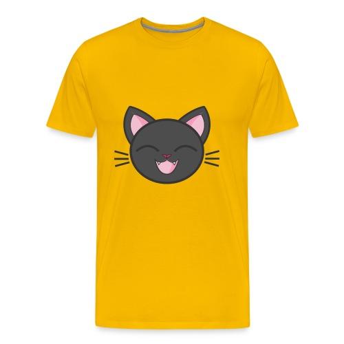 black cat - Männer Premium T-Shirt