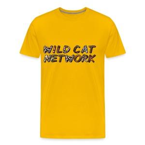 WildCatNetwork 1 - Männer Premium T-Shirt