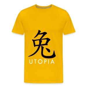 Utopia - Mr. Rabbit - Camiseta premium hombre