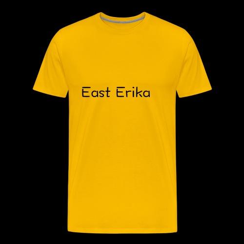 East Erika logo - Maglietta Premium da uomo