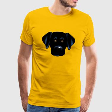 Labby - Premium T-skjorte for menn