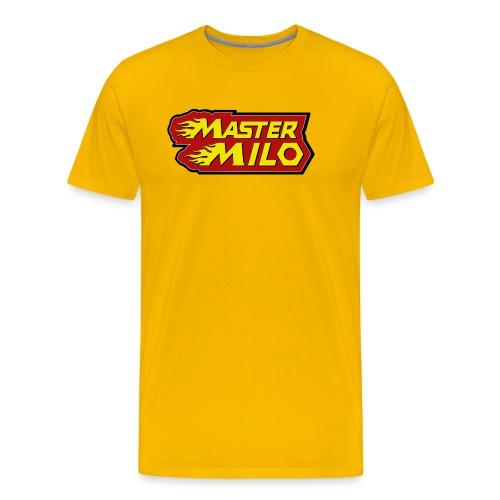 MasterMilo - Mannen Premium T-shirt