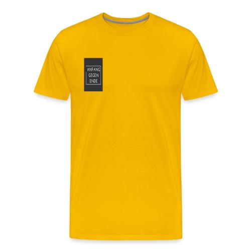 MEIN MERCH - Männer Premium T-Shirt
