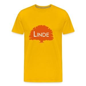 Linde im Sommer - Männer Premium T-Shirt