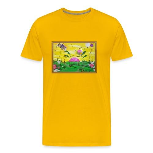 Magic ist um mich herum - Männer Premium T-Shirt