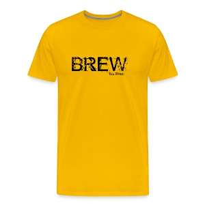 Brew Tea-Shirt - Men's Premium T-Shirt