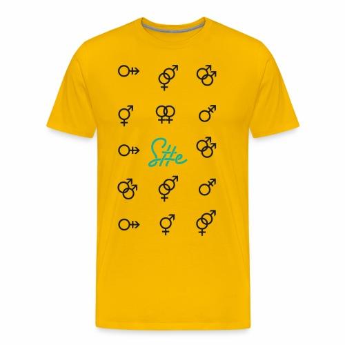 All Version of Self - Mannen Premium T-shirt