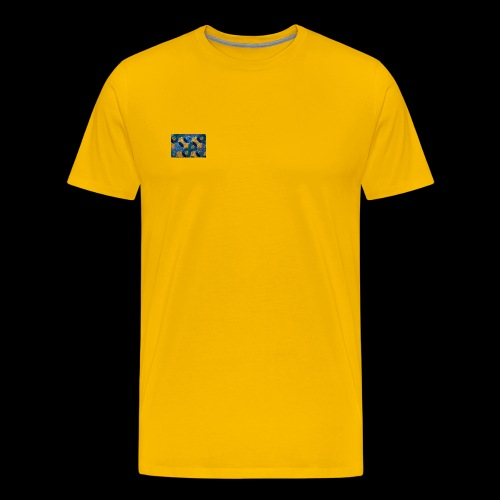 Afro-print - Men's Premium T-Shirt