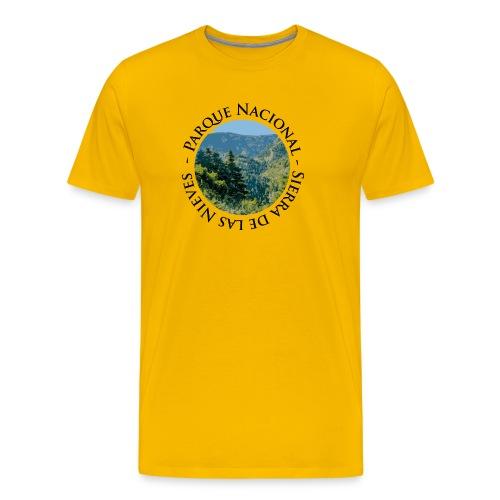 Parque Nacional Sierra de las Nieves - Camiseta premium hombre