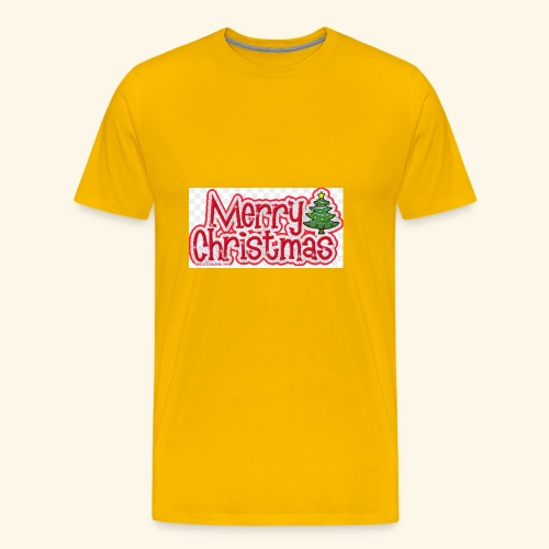 Weihnachtsprodukt - Männer Premium T-Shirt