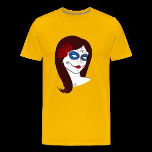 CALAVERA FEMME - T-shirt Premium Homme