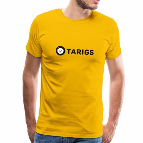 Tarigs Logo 2.1 - Männer Premium T-Shirt