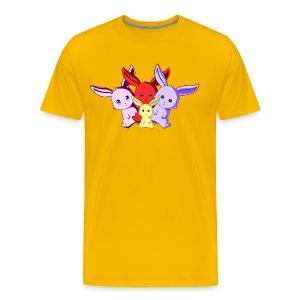 Bunny Team - Camiseta premium hombre