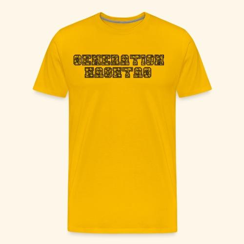 Generation Hashtag - Männer Premium T-Shirt