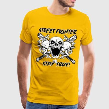 streetfight 5 - Men's Premium T-Shirt