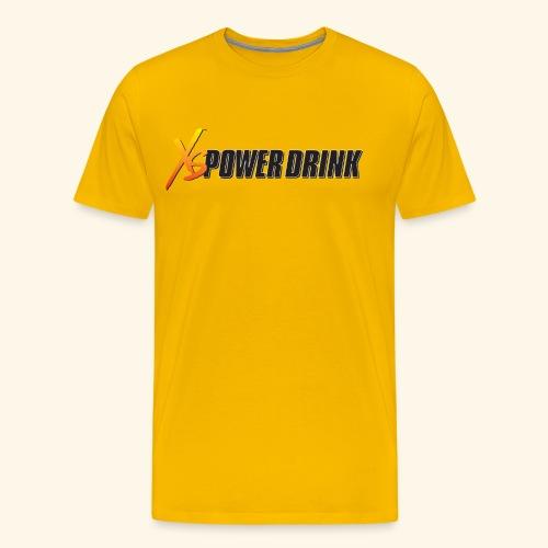 PowerDrink - Camiseta premium hombre