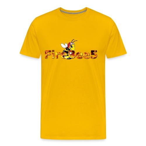 FireBee5 - Comic-Style - Männer Premium T-Shirt