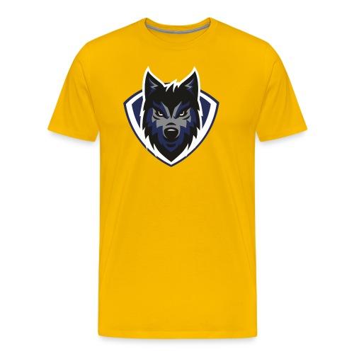 lobo2 - Camiseta premium hombre