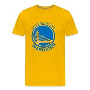 Golden State Warriors - Men's Premium T-Shirt