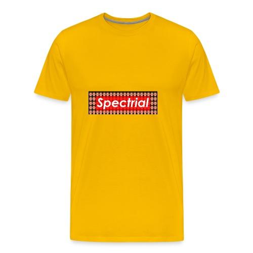 Spectrial Logo - Mannen Premium T-shirt