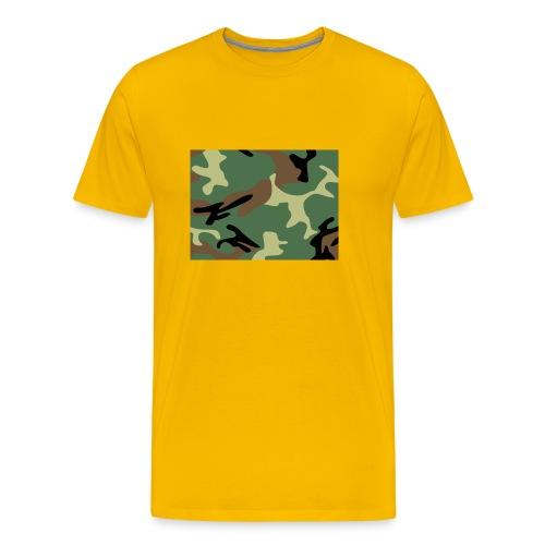 Camo_SJA - Men's Premium T-Shirt