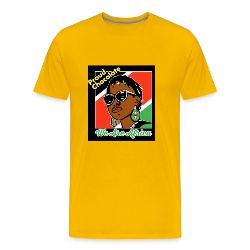 Rugby - Männer Premium T-Shirt